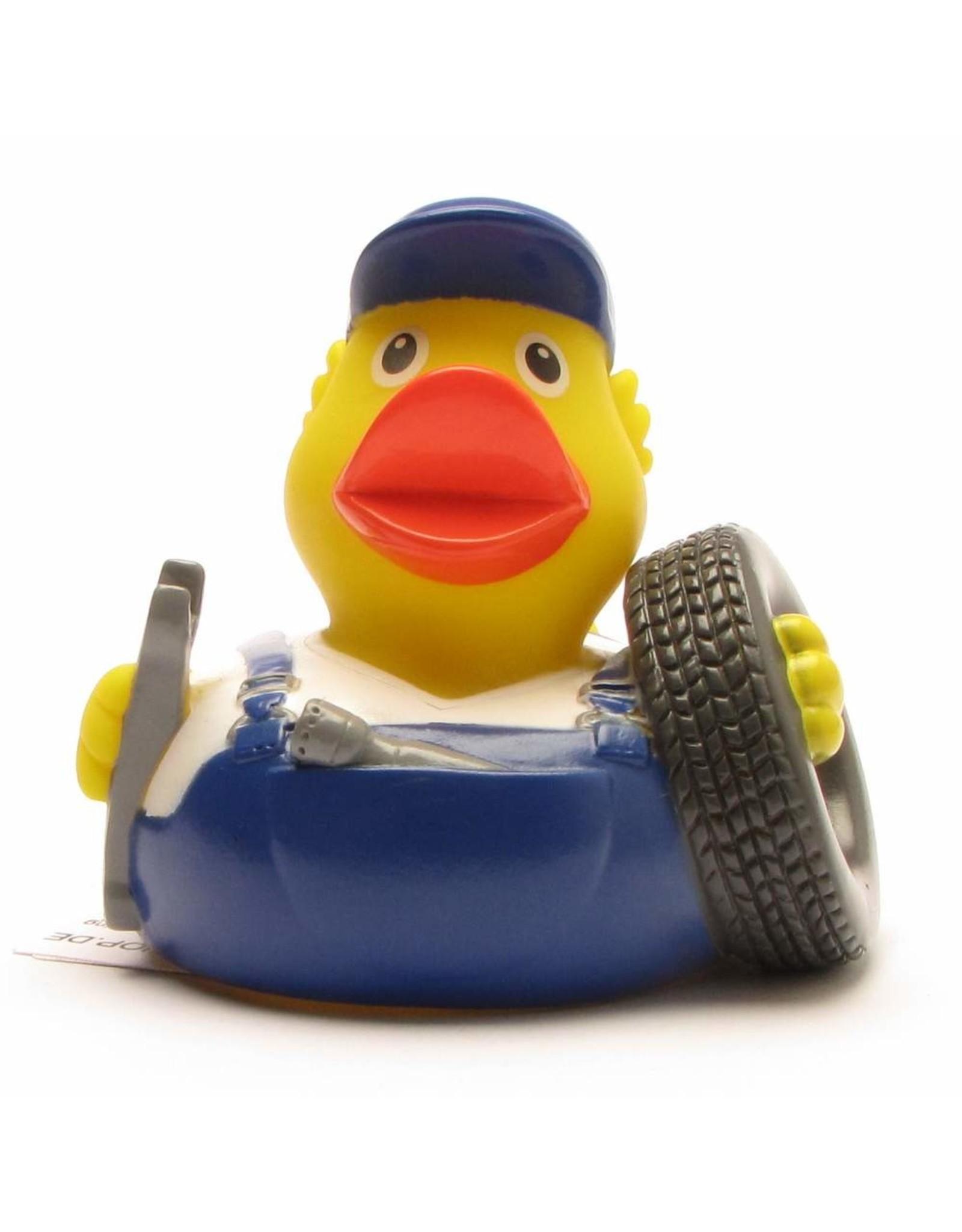 Car Mechanic Rubber Duck
