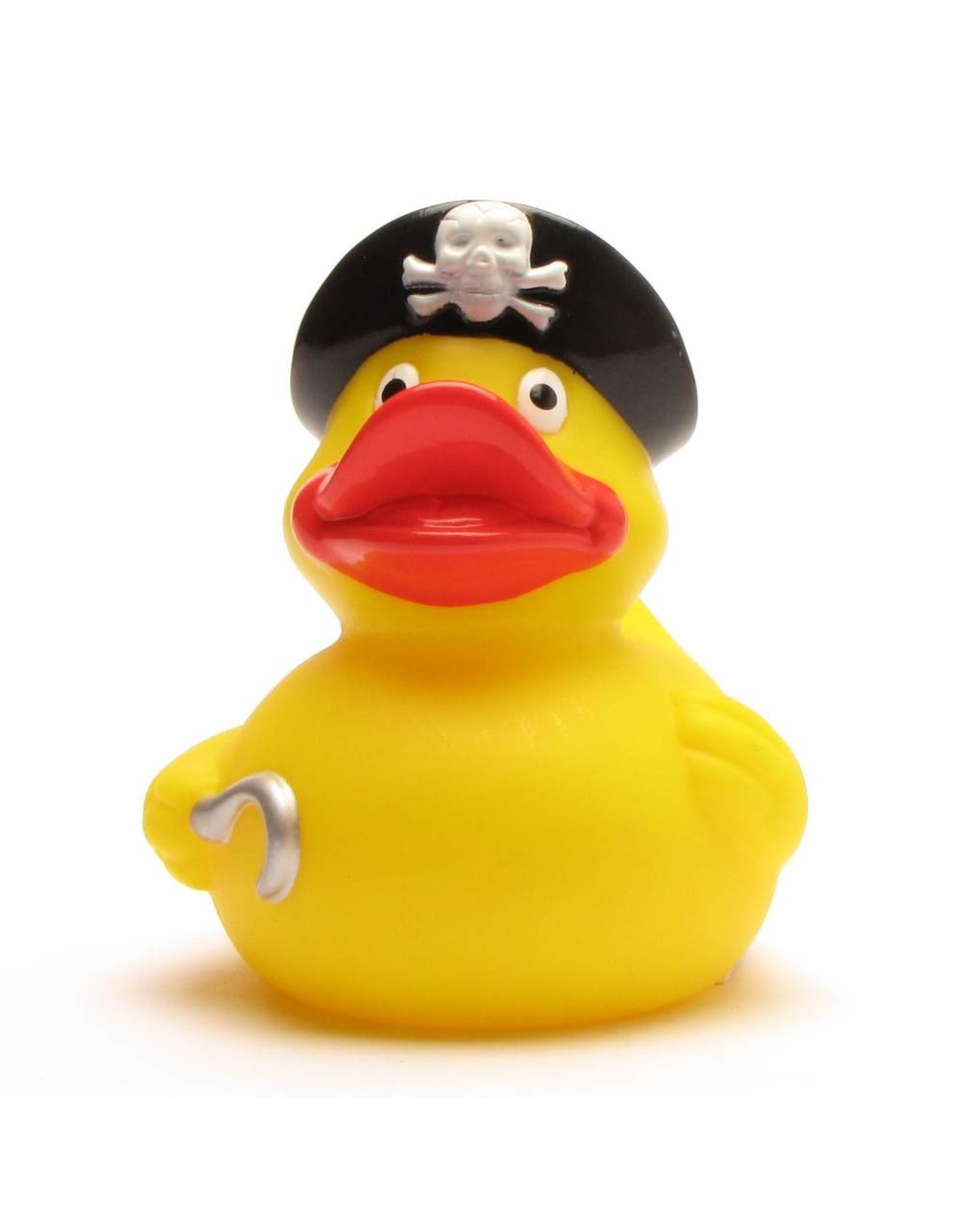 Pirate with Hook Rubber Duck