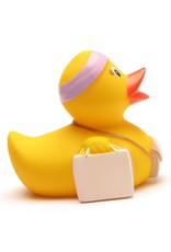 Shopping Rubber Duck