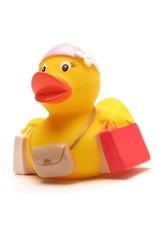 Le canard de magasinage