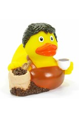 Coffee Brewmaster Rubber Duck