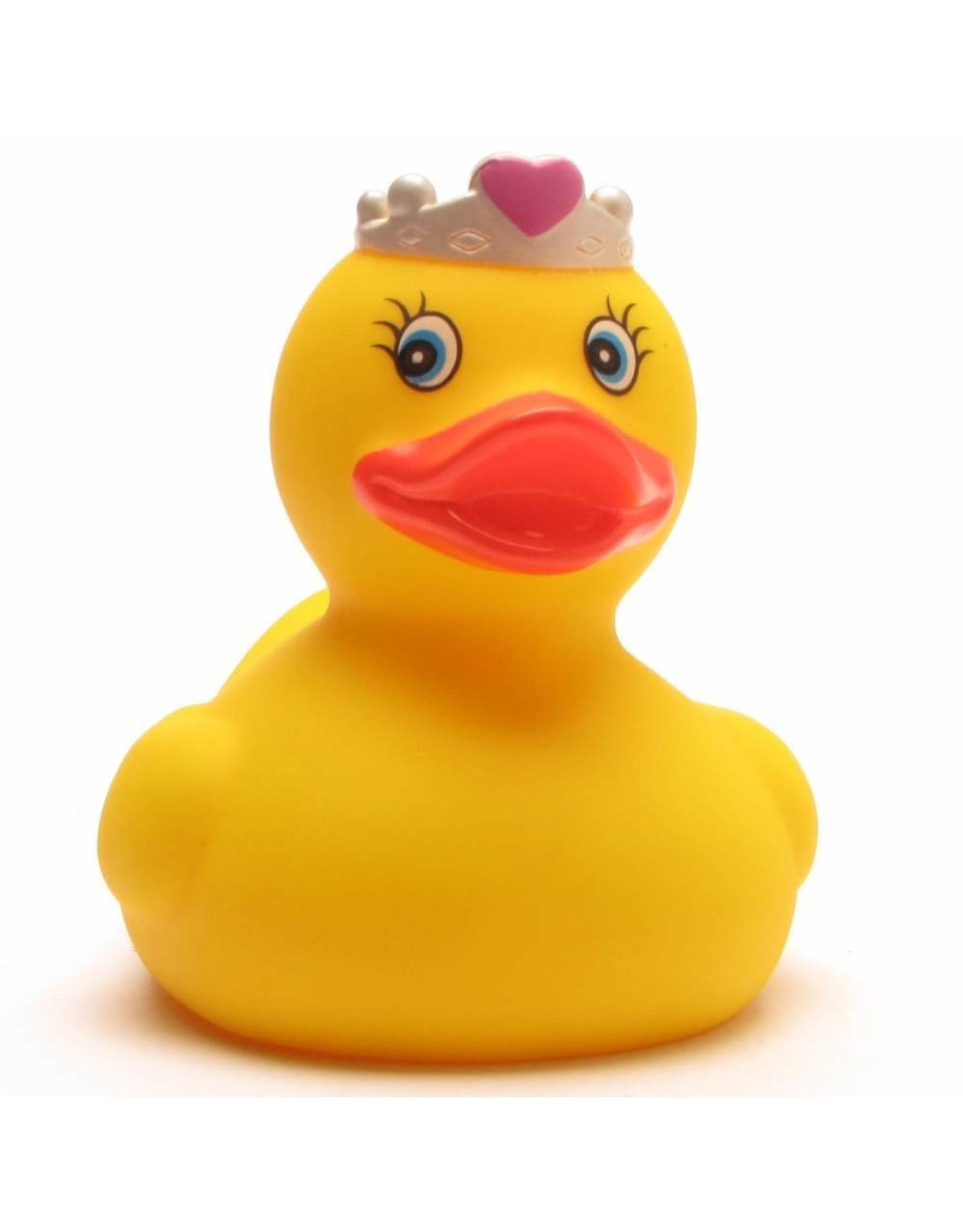 Princess Tiara Rubber Duck