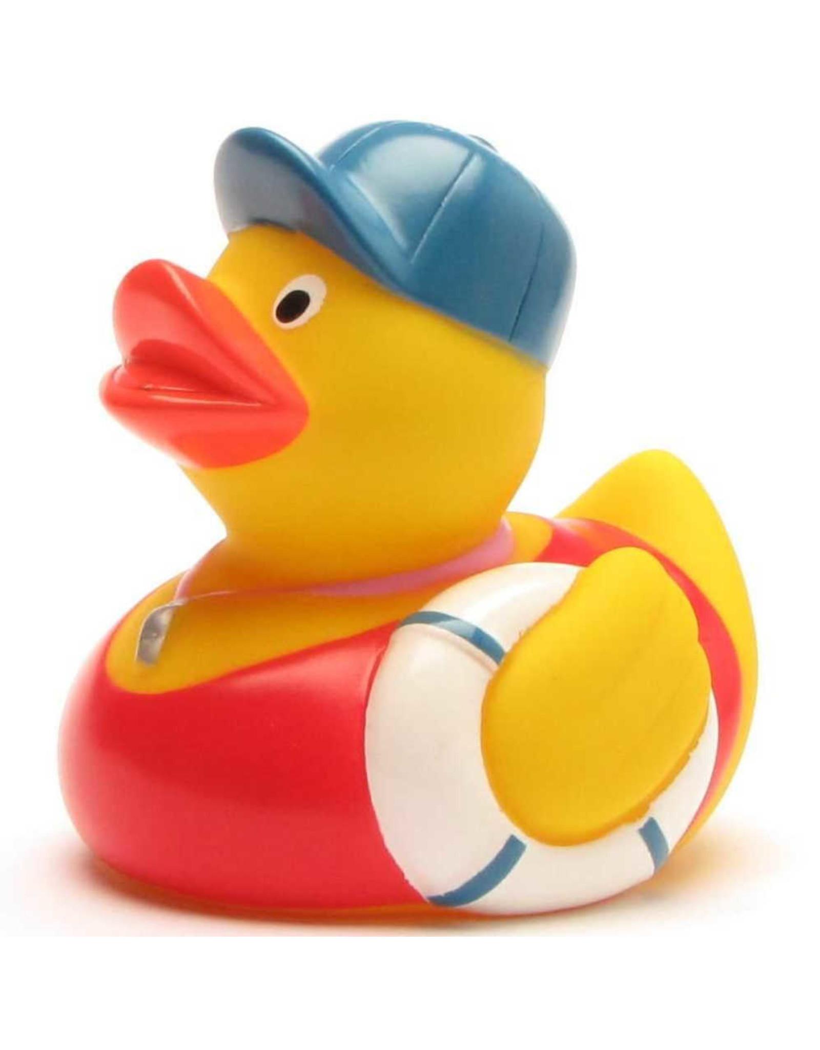 Lifeguard Rubber Duck