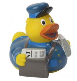 Mailman Rubber Duck