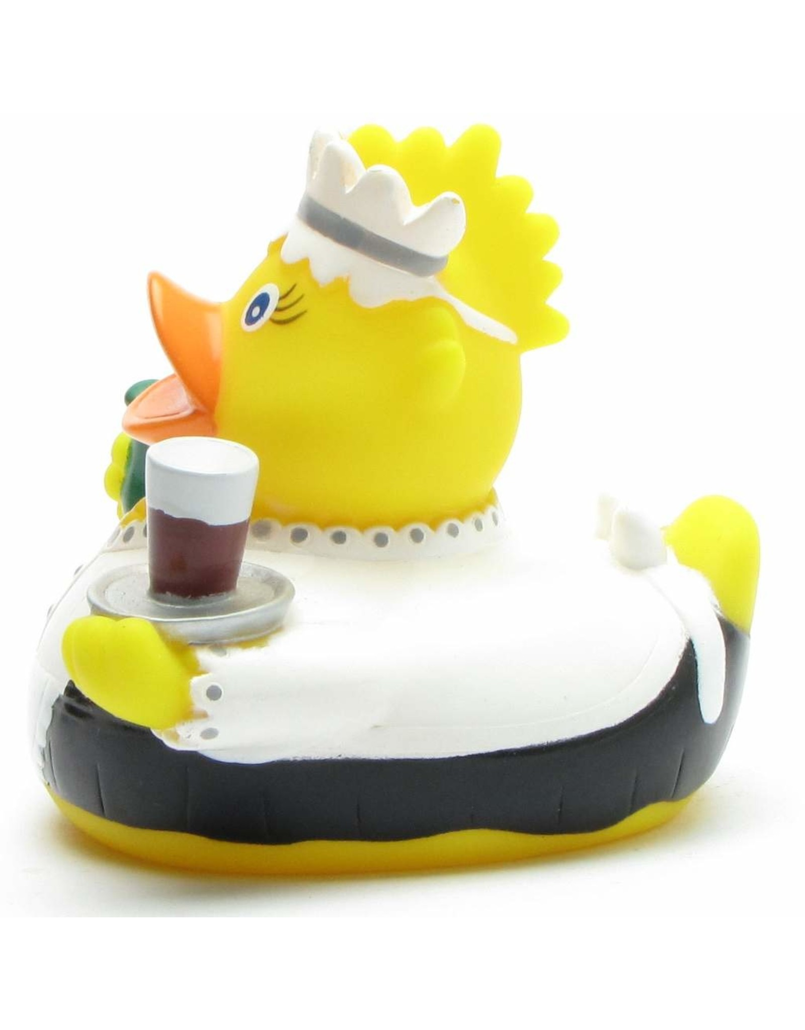 Waitress Rubber Duck