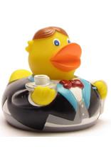 Waiter /Butler Duck Rubber Duck