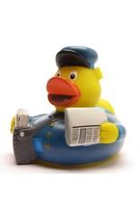 Mailman Rubber Duck