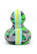 Camo Fusion Rubber Duck