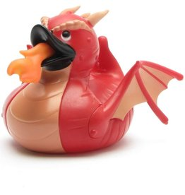 Red Dragon Rubber Duck