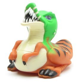 T-Rex Rubber Duck