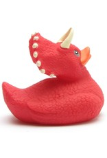 Triceratops Rubber Duck