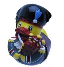 Scottish Piper Rubber Duck Lip Balm