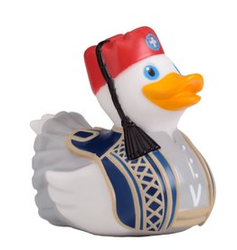 Illusions Greek Evzone Rubber Duck