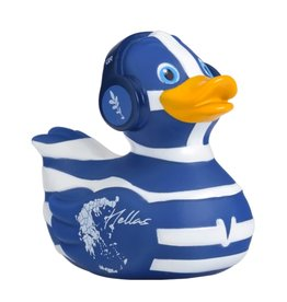 Illusions Hellas - Greek Flag Rubber Duck