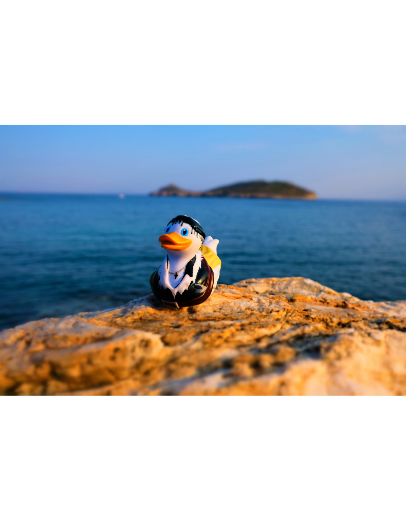 Illusions Cretan Rubber Duck