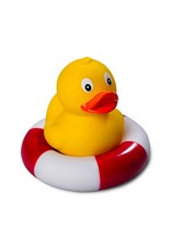 Classic Standing Rubber Duck