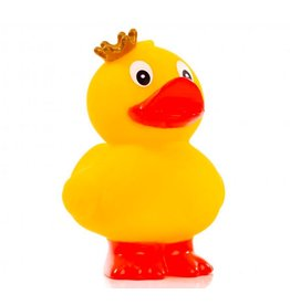 Standing Crown Rubber Duck