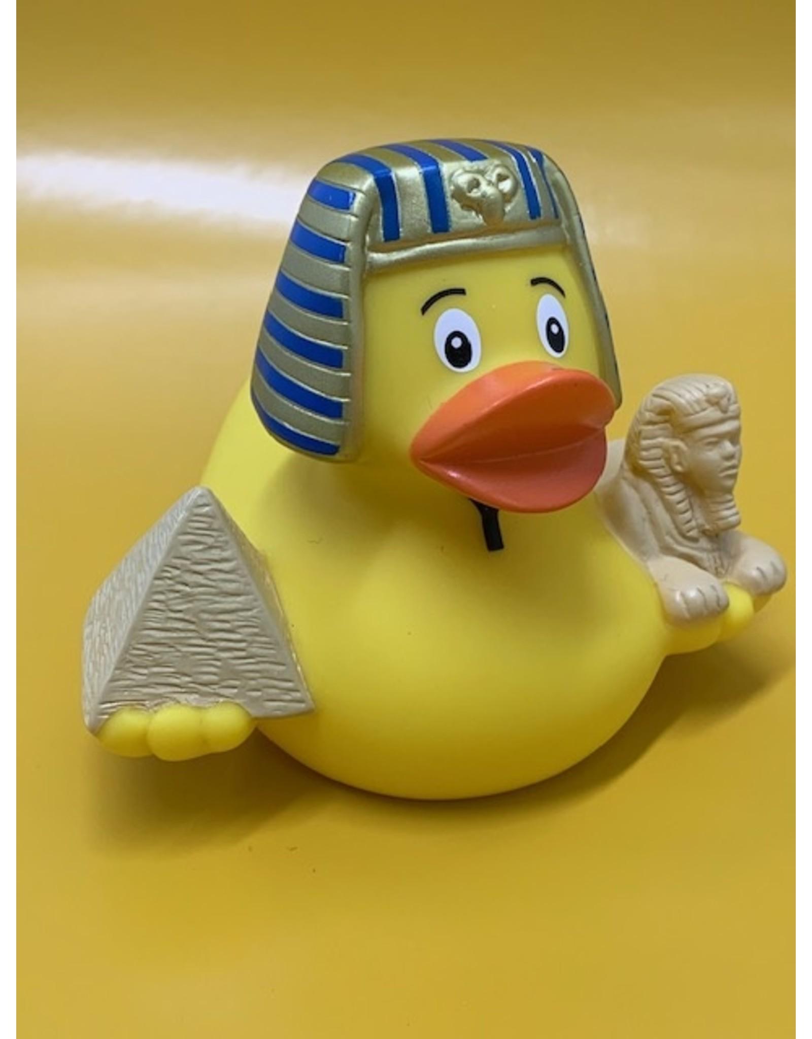 Egyptian Pharaoh Rubber Duck
