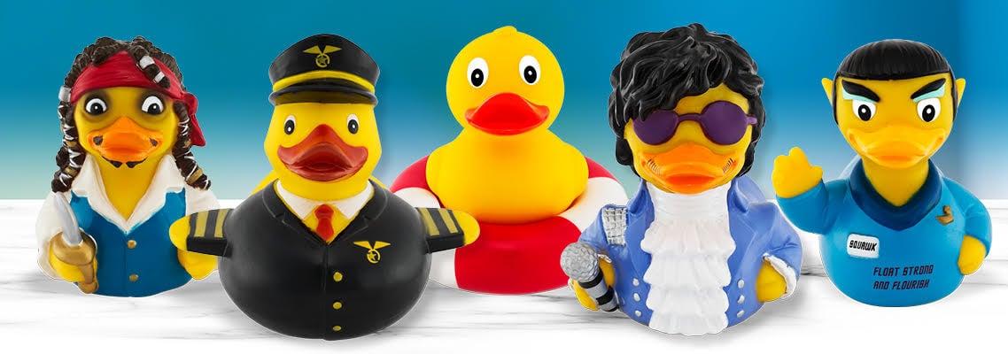 Bienvenue au Petit Duck Shoppe!
