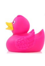 Fuchsia  Pink Rubber Duck