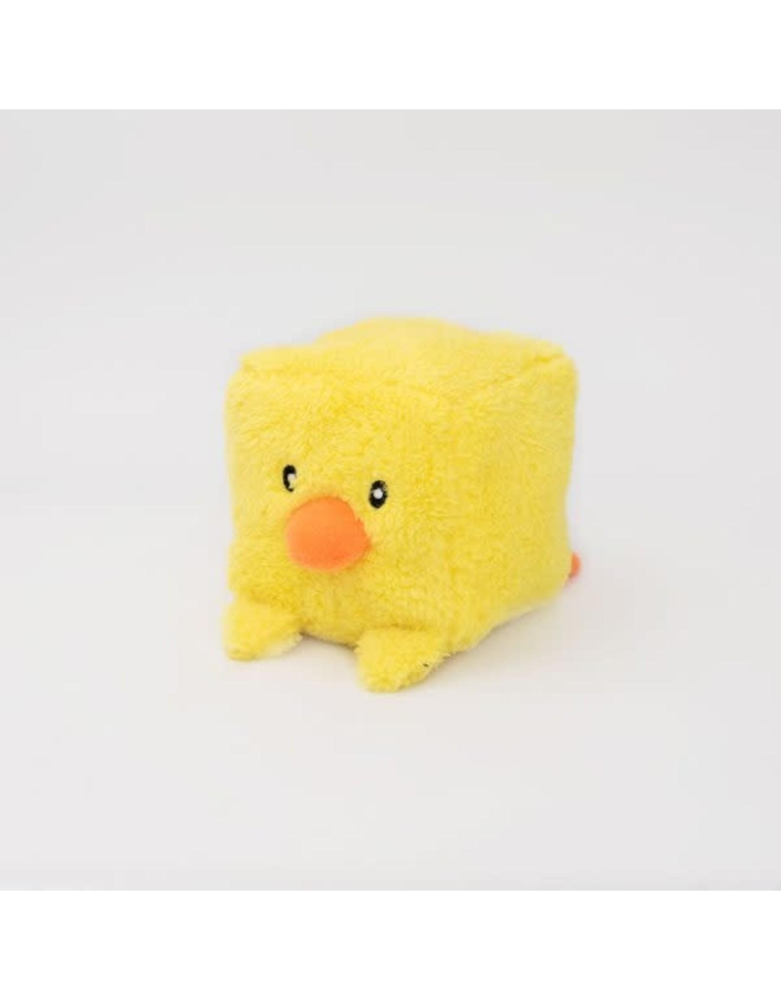 Squeakie Block - Duck - Dog Toy