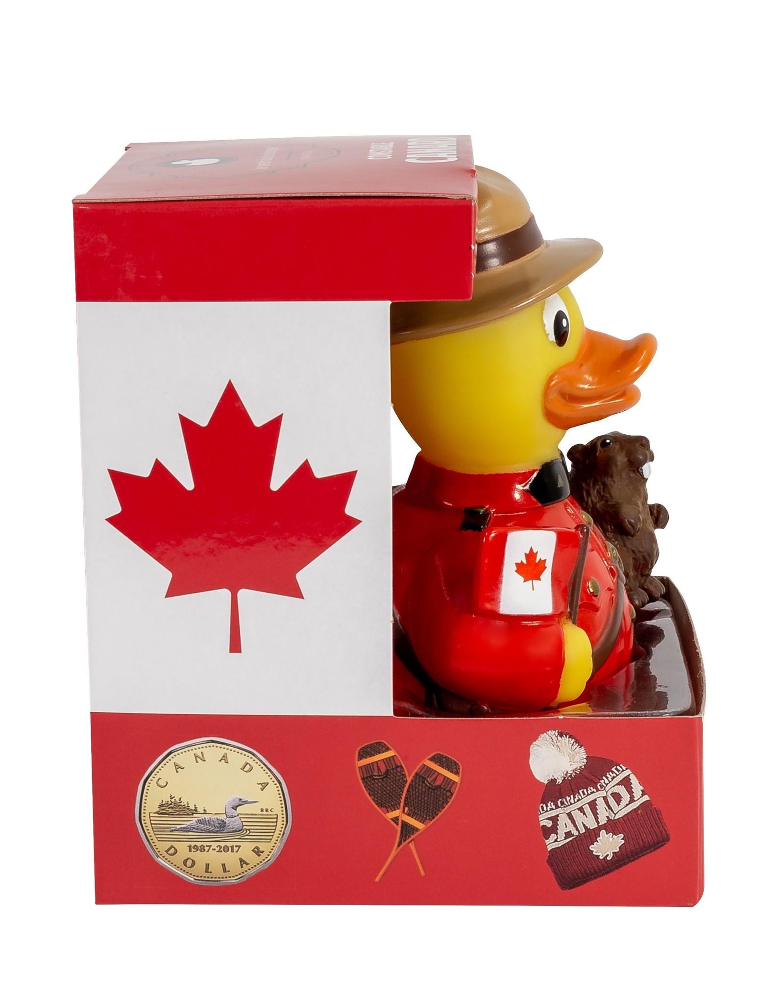 Constable Canard - Canadian Mountie Rubber Duck