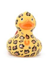 Lush Leopard Rubber Duck