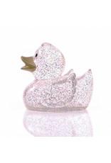 Gold Glitter Rubber Duck