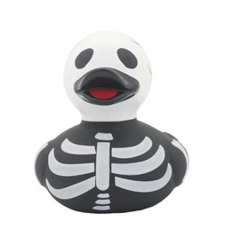 Lilalu Skeleton Rubber Duck