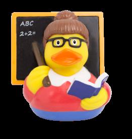 Lilalu Teacher Rubber Duck