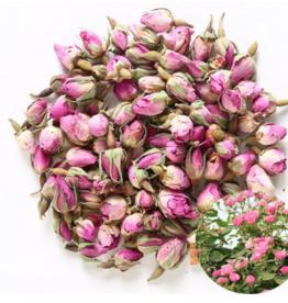 Pink Rosebuds - Organic