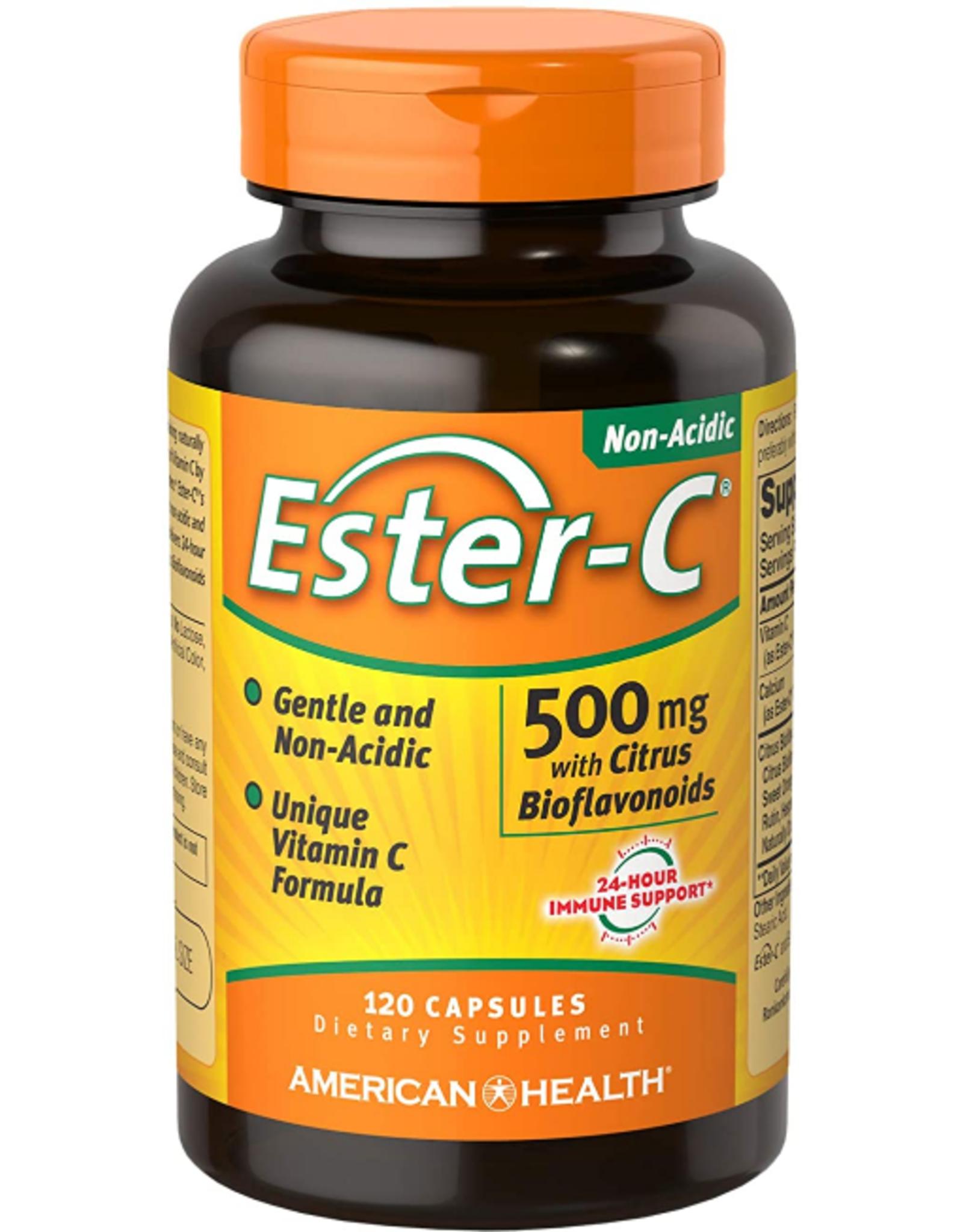 American Health Ester-C 500 mg 120 Cap
