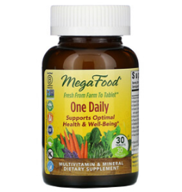 MegaFood MegaFood, One Daily, 30 Tablets