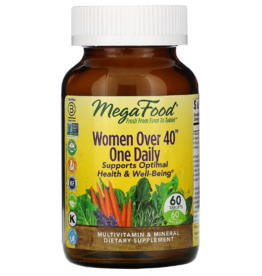 MegaFood MegaFood - Women Over 40 One Daily - 60 Tablets