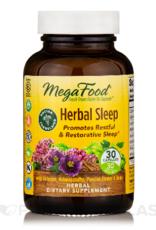 MegaFood Herbal Sleep - 30 Cap