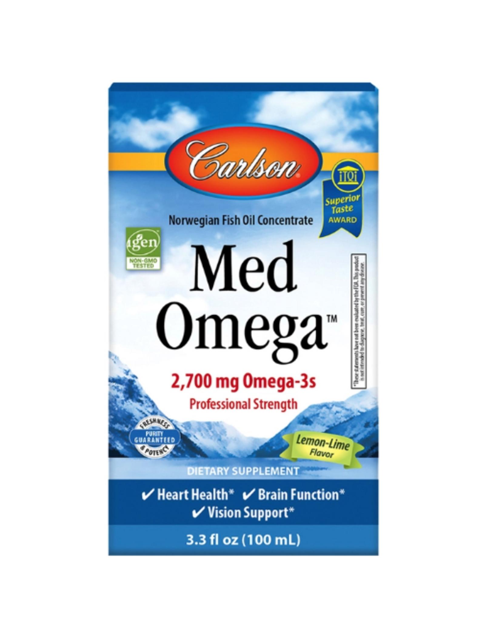Carlson Med Omega 2700 mg Omega-3s
