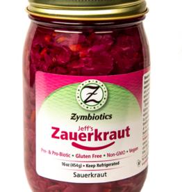 Zymbiotics Jeff's Zauerkraut