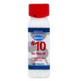 Hylands Hyland's Schuessler Salt #10 Natrum Phos 6x 500 Tabs