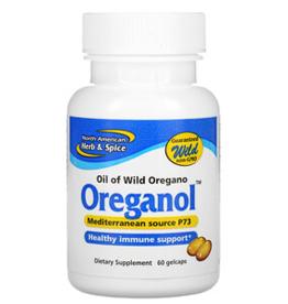 North American Herb & Spice Oil of Oregano Capsules