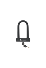 OTTOLOCK SIDEKICK Compact U-Lock - Black