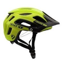 7 iDP M-2 Helmet, Yellow M/L (55-59cm)