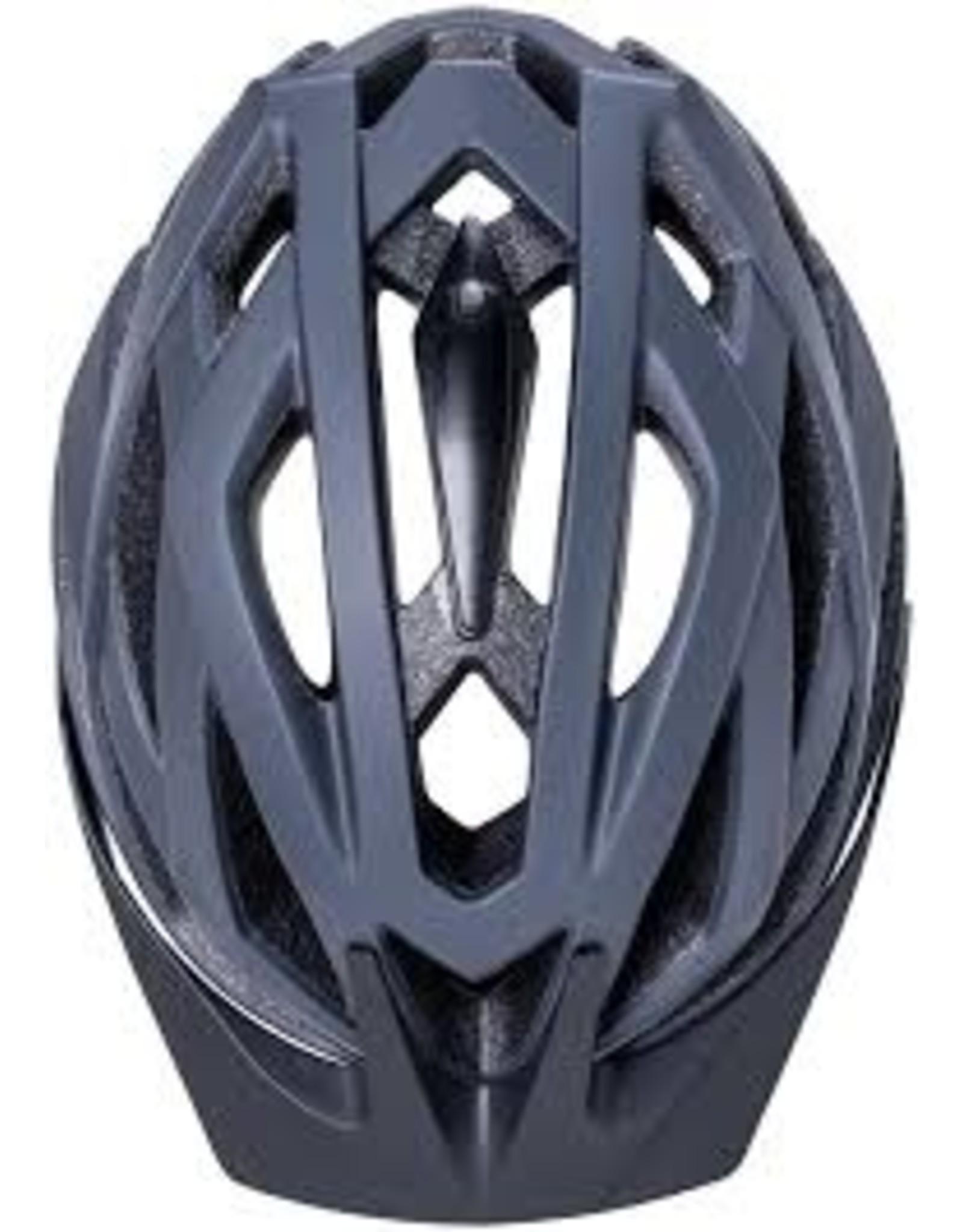 Kali Protectives Lunati Sync Helmet - Matte Navy/Yellow, Small/Medium