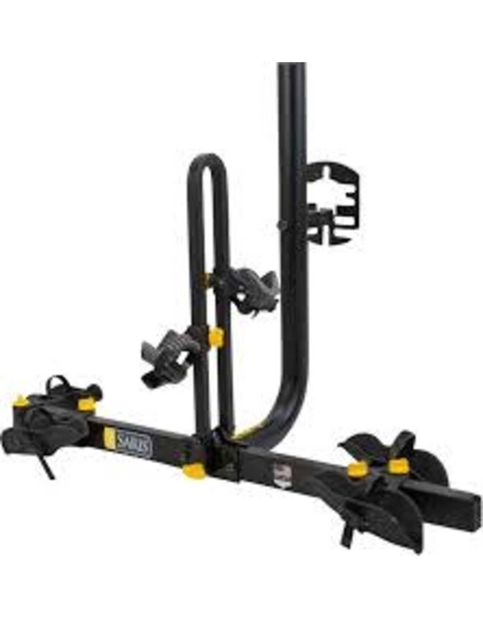 Saris, Freedom Spare Tire, Spare tire mounted bike rack, 2 bikes, Black