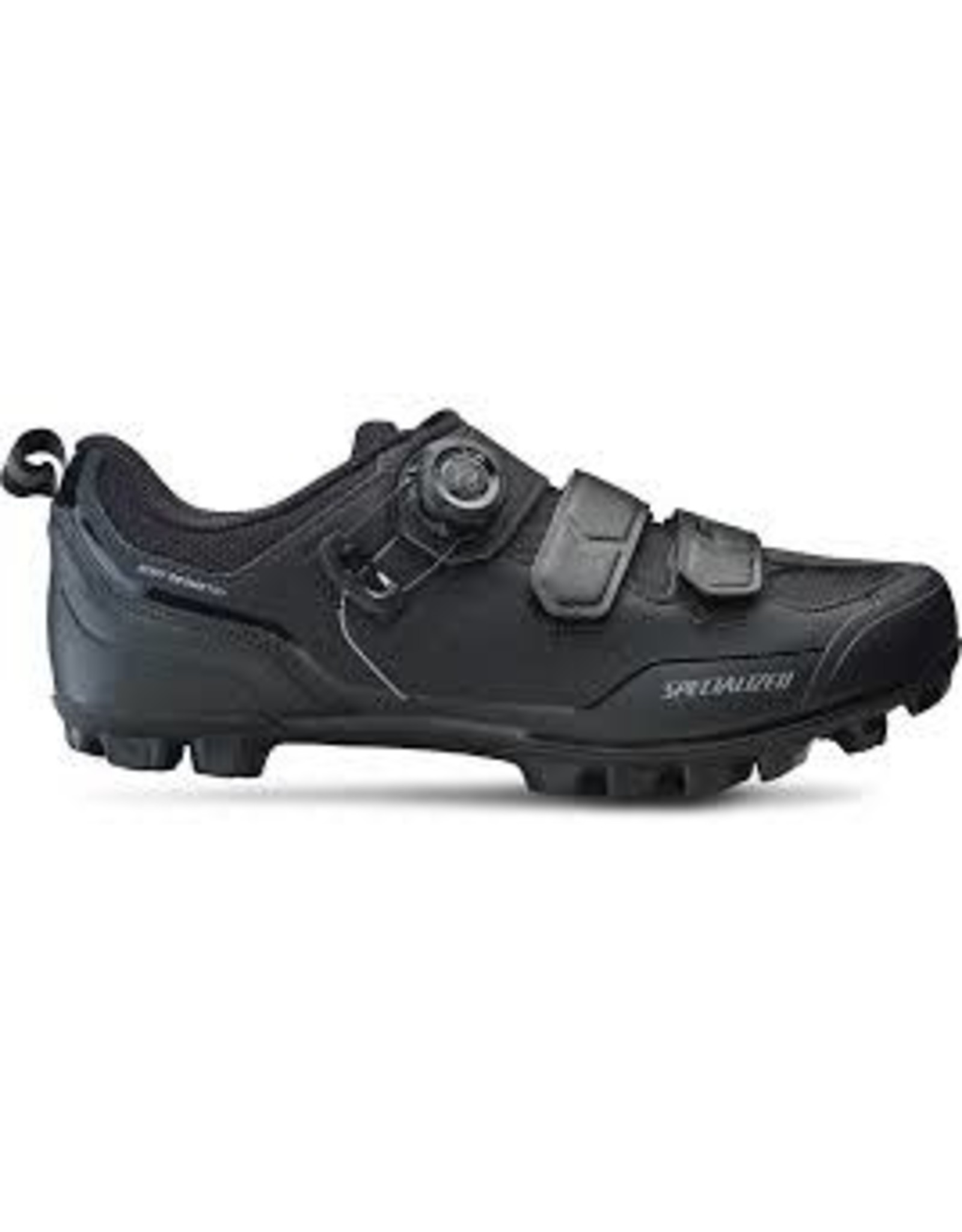 Specialized COMP MTB SHOE BLK/DKGRY 39.5