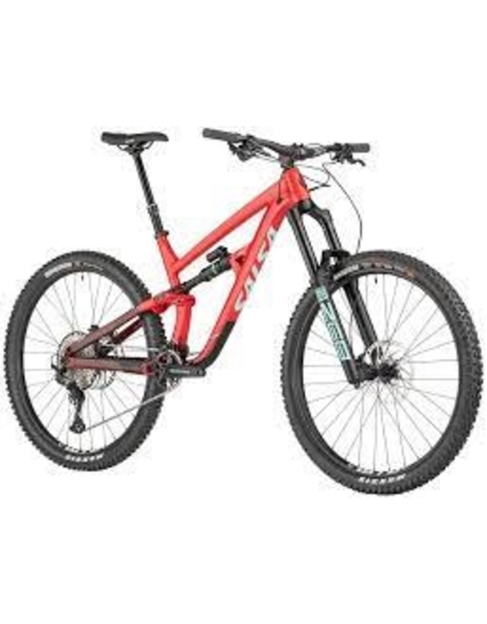 """Salsa Salsa Cassidy SLX Bike - 29""""SMALL Alu Red"""