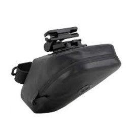 Roswheel Roswheel, Road Saddle Bag, Seat Bag, 0.75L, Black