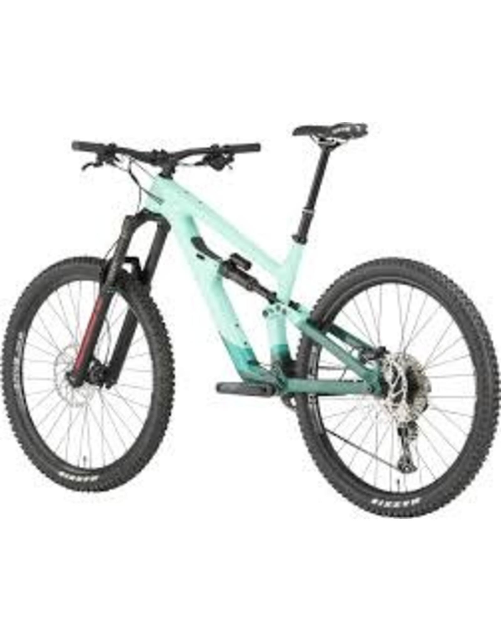 "Salsa Salsa Cassidy LARGE Carbon SLX Bike - 29"", Carbon, Green"