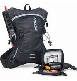USWE USWE Airborne 3 Hydration Pack - Black/Gray