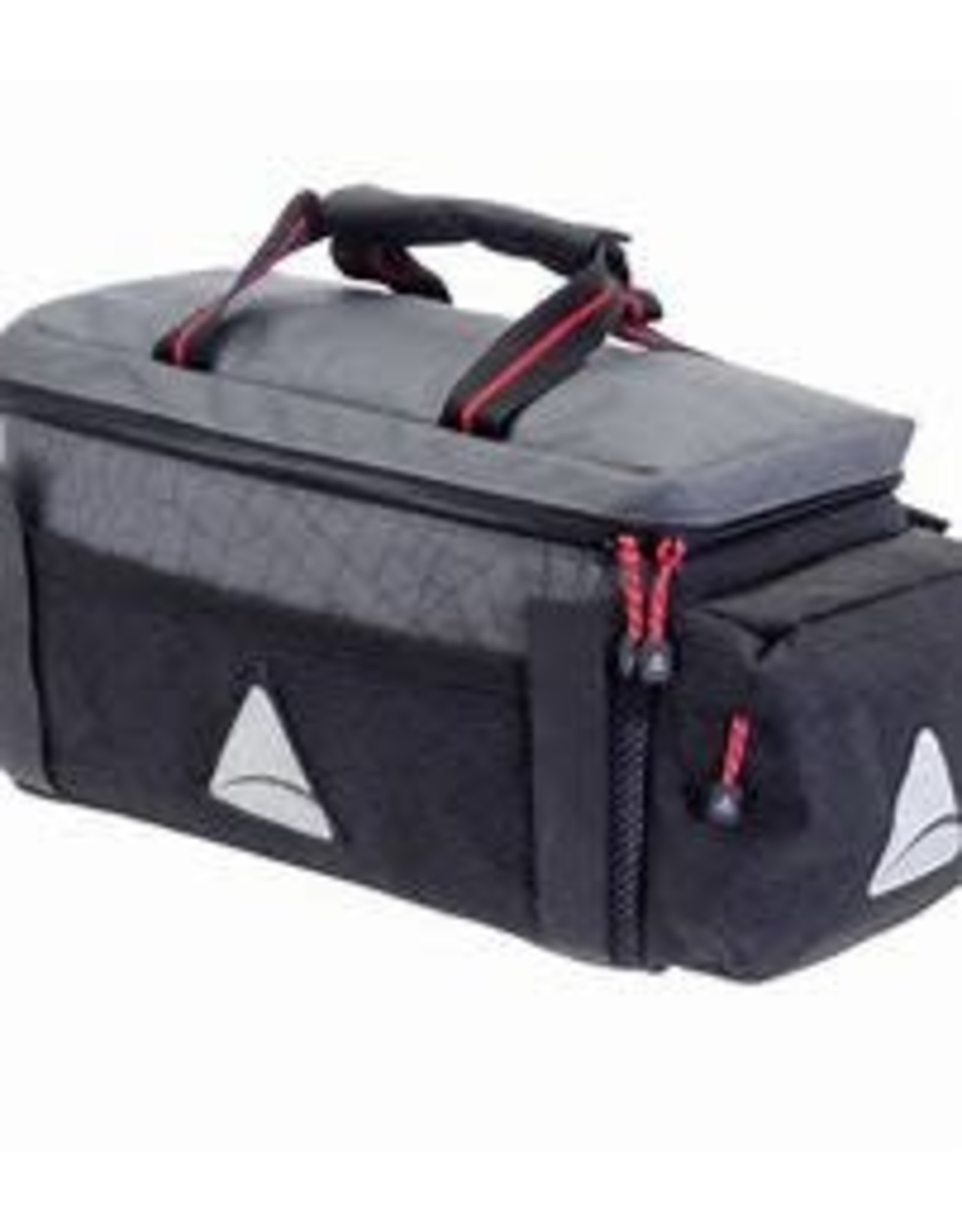 Axiom Seymour Oceanweave P9 Trunk Bag: Gray/Black