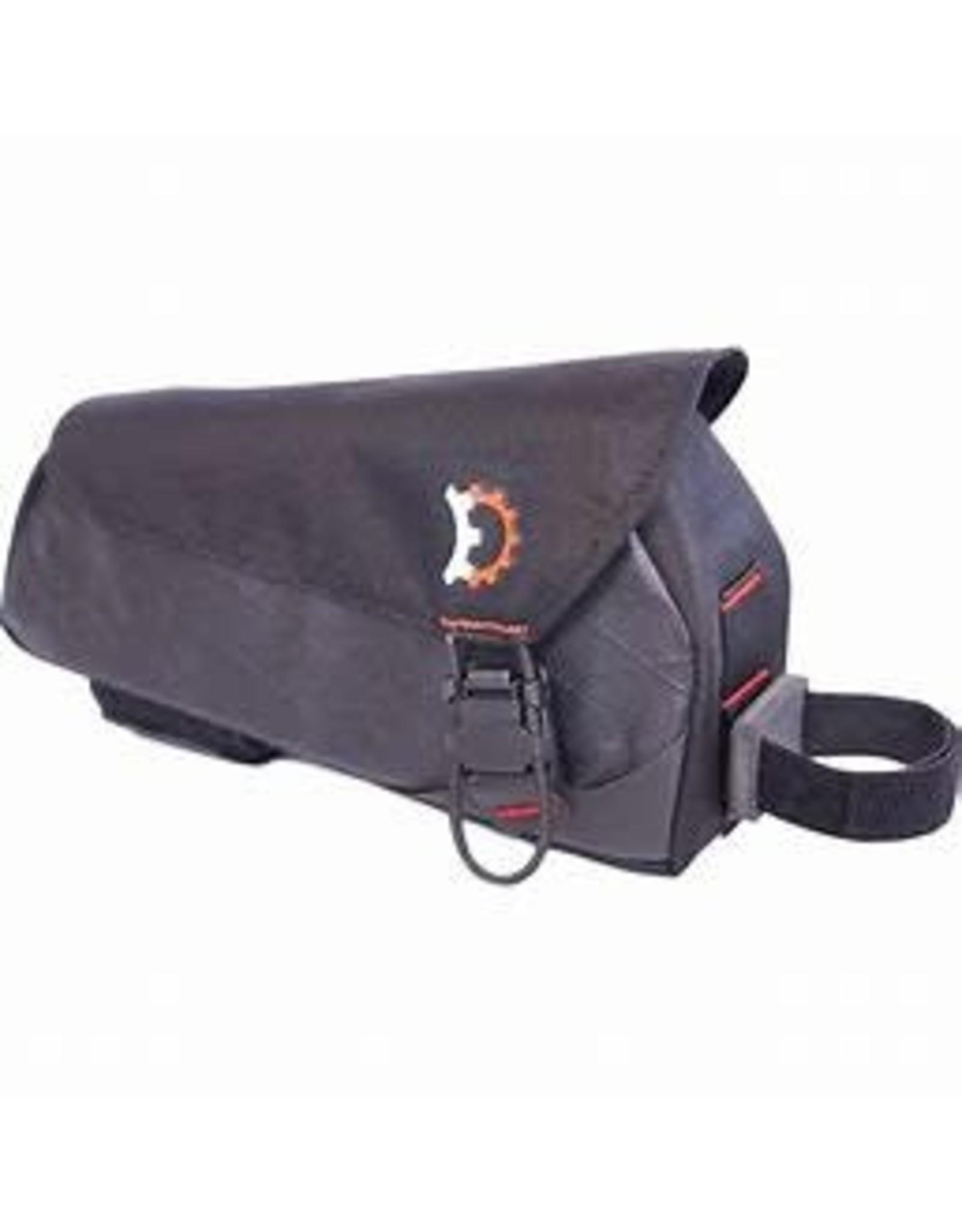 Revelate Designs Mag-Tank Top Tube/Stem Bag, Black
